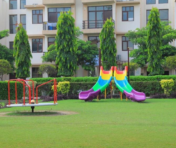 Green Neighborhood Parks