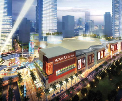 Mall and Multiplexes Image 2 - Wave City