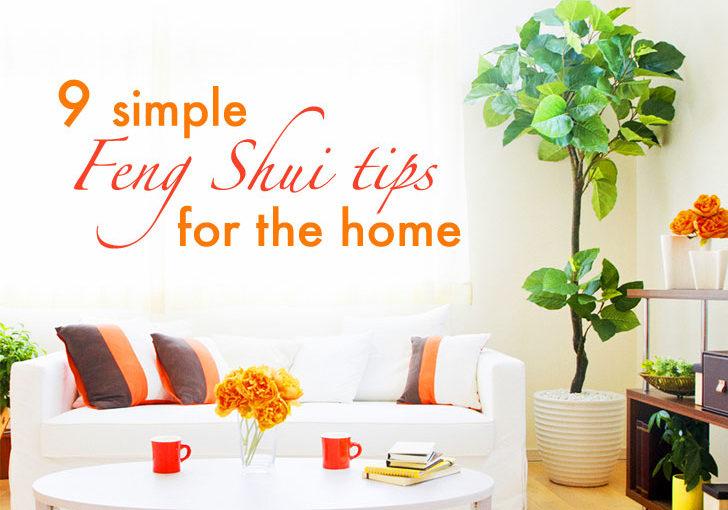 6 फेंग शुई टिप्स- घर में खुशियां बनाये रखने के लिए