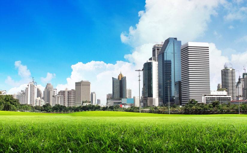 Cities which are rich in greenery and nature