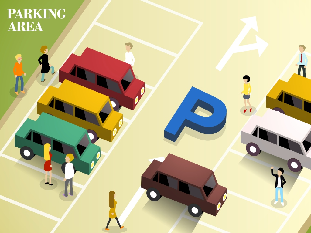 Wave City Offers a Smart Way to Deal with Traffic and Parking Issues. Here's how
