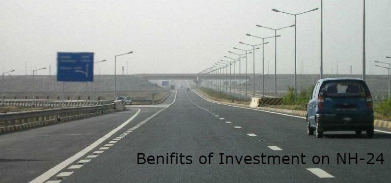 Benefits of Investing in Properties Situated on NH – 24