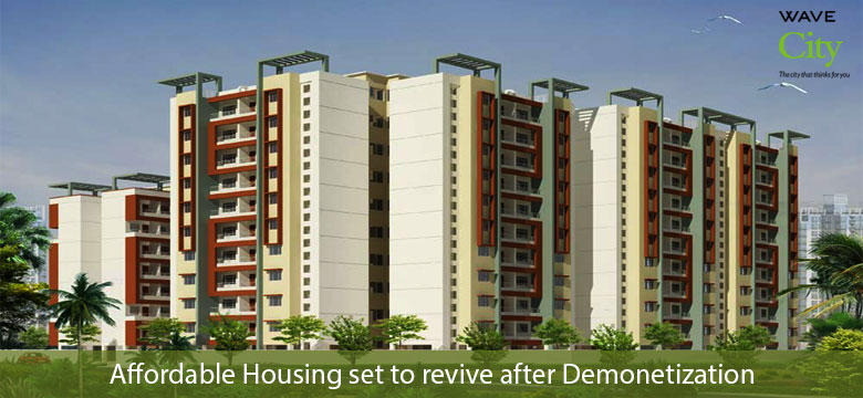 Demonetization to Help Revive Affordable Housing Segment in India