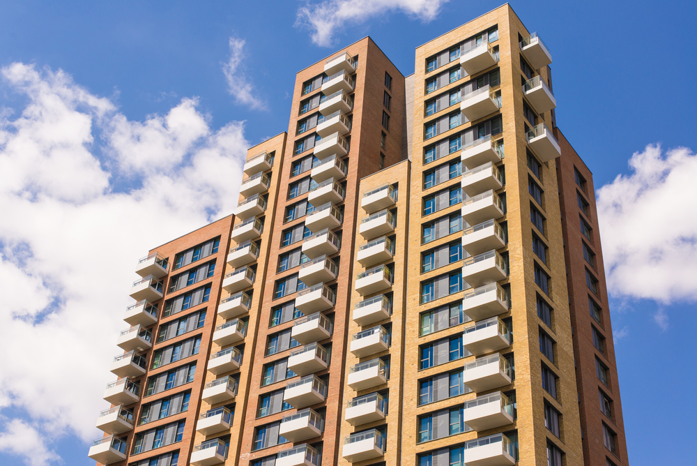 advantages of high rise buildings in Delhi NCR
