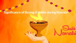 Why People Prefer Buying a Home During Navratri?