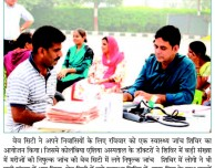 Wave City organises Health Check-up camp for its residents