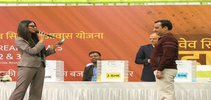 255 Lucky Draw Winners Announced under Wave City 'Grih Awas Yojana'