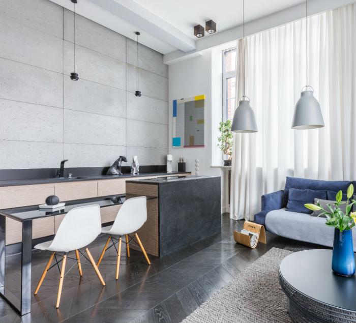 Wave Floors Kitchen Image