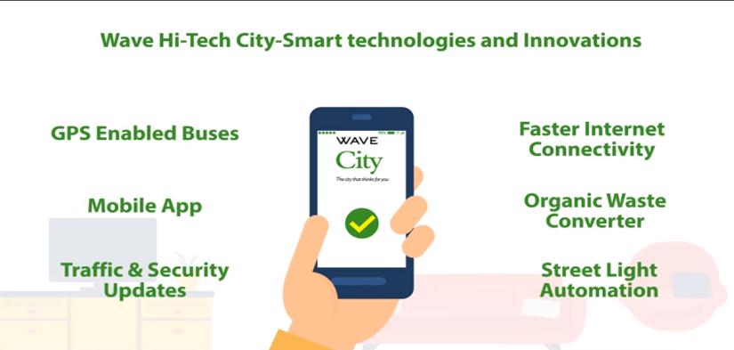Wave Smart City