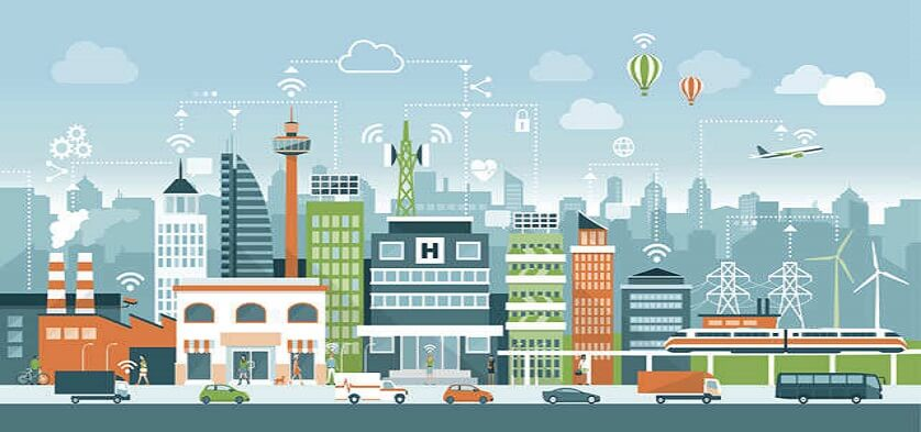 5 Advantages Offered by Smart Cities