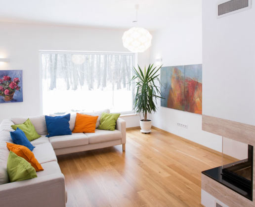 Wave City Living Area Picture
