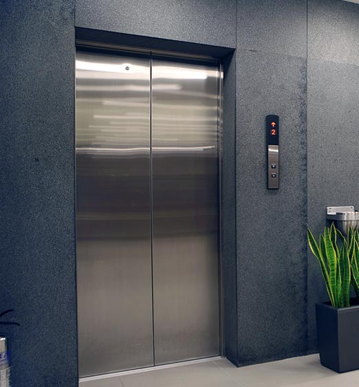 wave city dream homes Elevators