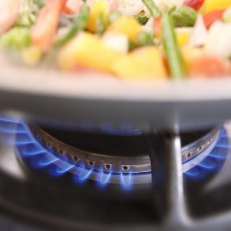 Cooking Gas Management