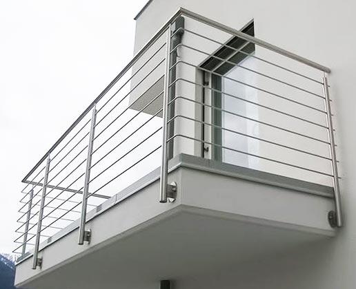 Dream Homes Balcony