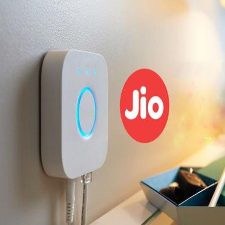 Jio Fiber Connectivity