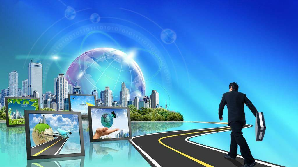 How technology is re-shaping traditional society management?